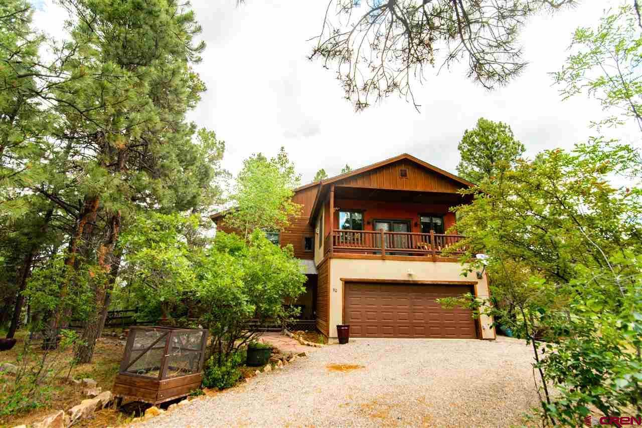 90 Fisher Court, Pagosa Springs, CO 81147