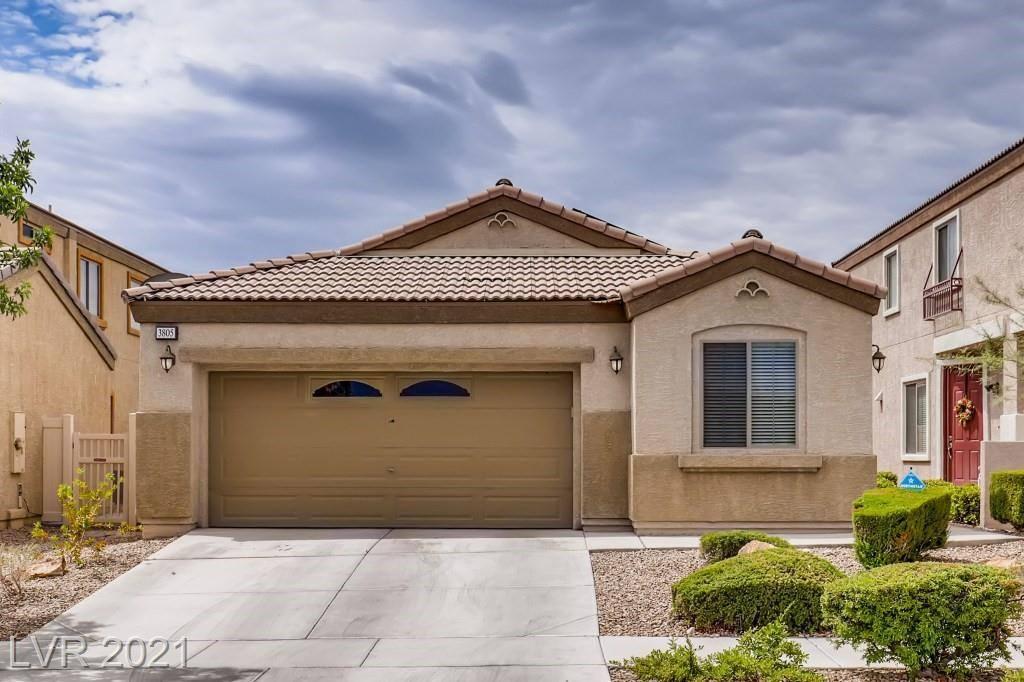 3805 Bella Legato Avenue, Las Vegas, NV 89081