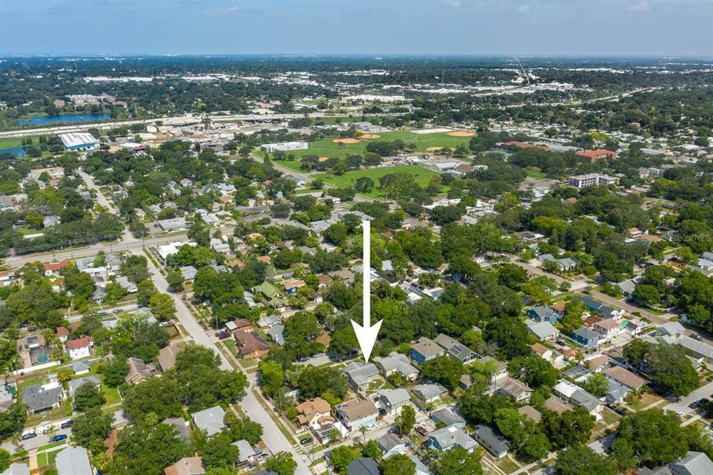 1119 14TH Street North, Saint Petersburg, FL 33705
