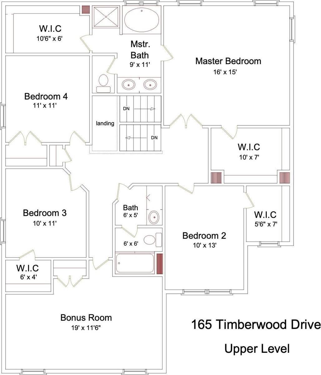 165 Timberwood Drive, Carthage, NC 28327