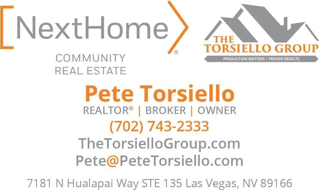 3812 Russet Falls Street, Las Vegas, NV 89129