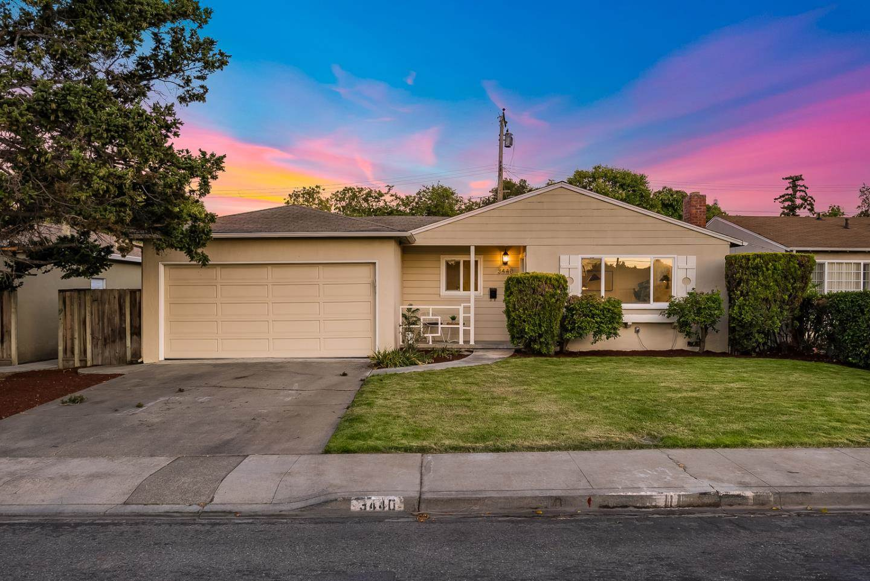 3440 Bella Vista AVE, Santa Clara, CA 95051