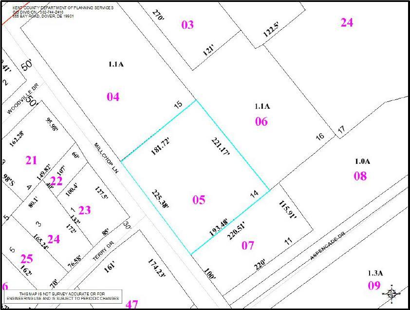 Lot 5 Millchop Lane, Magnolia, DE 19962