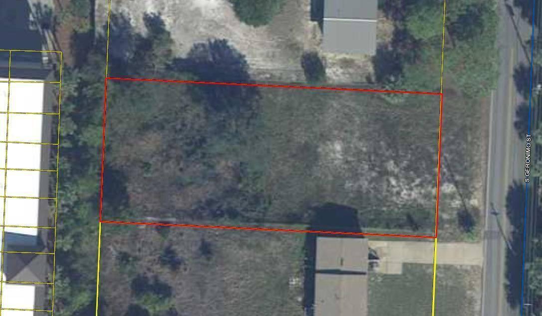 Lot18 South Geronimo Street, #Lt18 & S 1/2 Lt17, Miramar Beach, FL 32550
