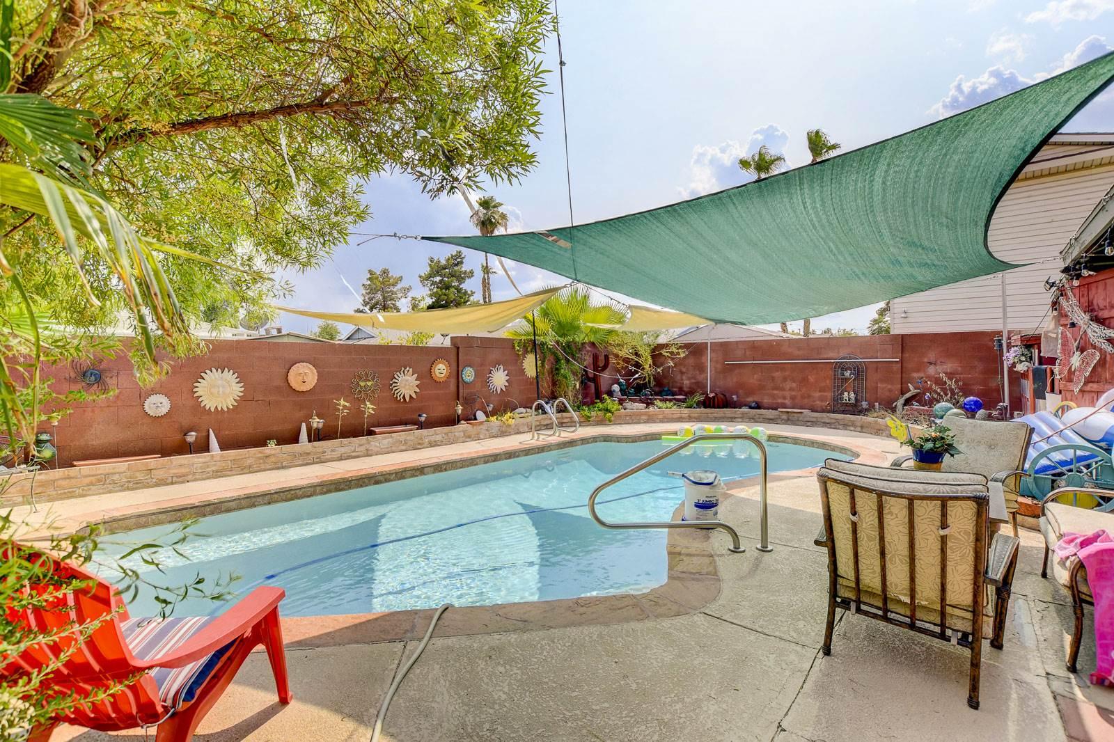 4703 Bennett Drive, Las Vegas, NV 89121