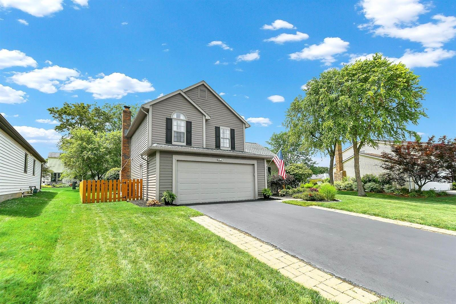 55 Butterfield Lane, Powell, OH 43065