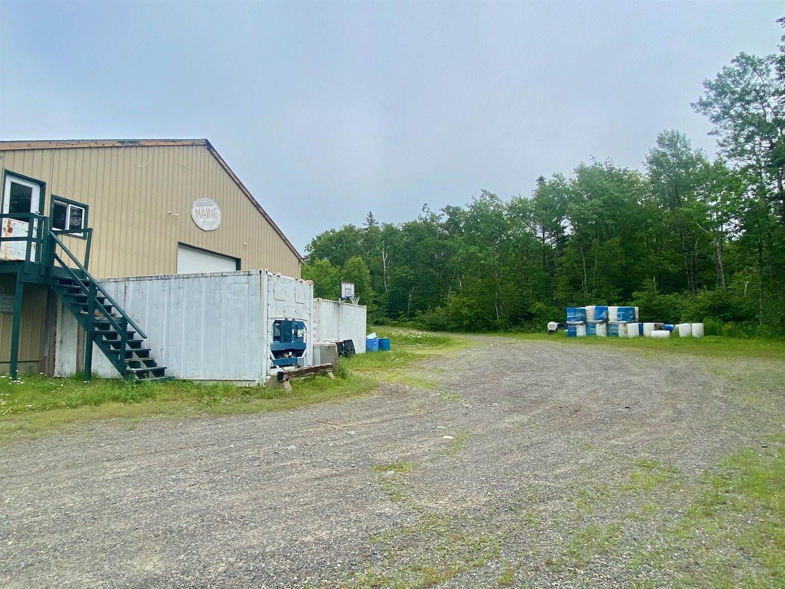 1290 County Road, Trescott Township, ME 04652