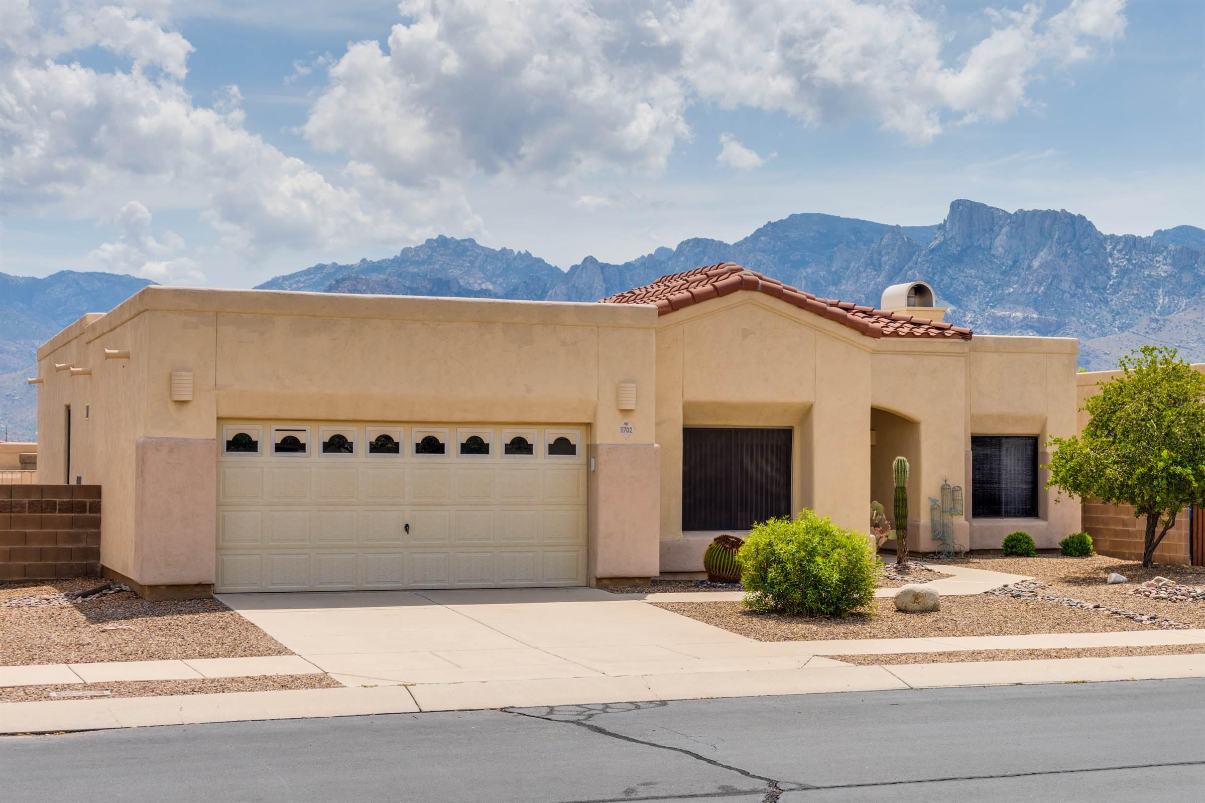 11702 N Pyramid Point Drive, Tucson, AZ 85737