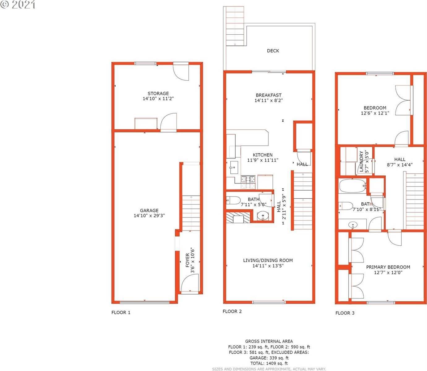 4241 SW 3RD St, Gresham, OR 97030