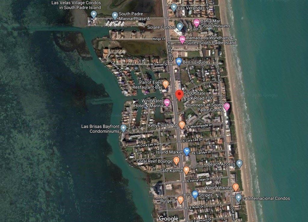 5700 Padre Blvd, South Padre Island, TX 78597