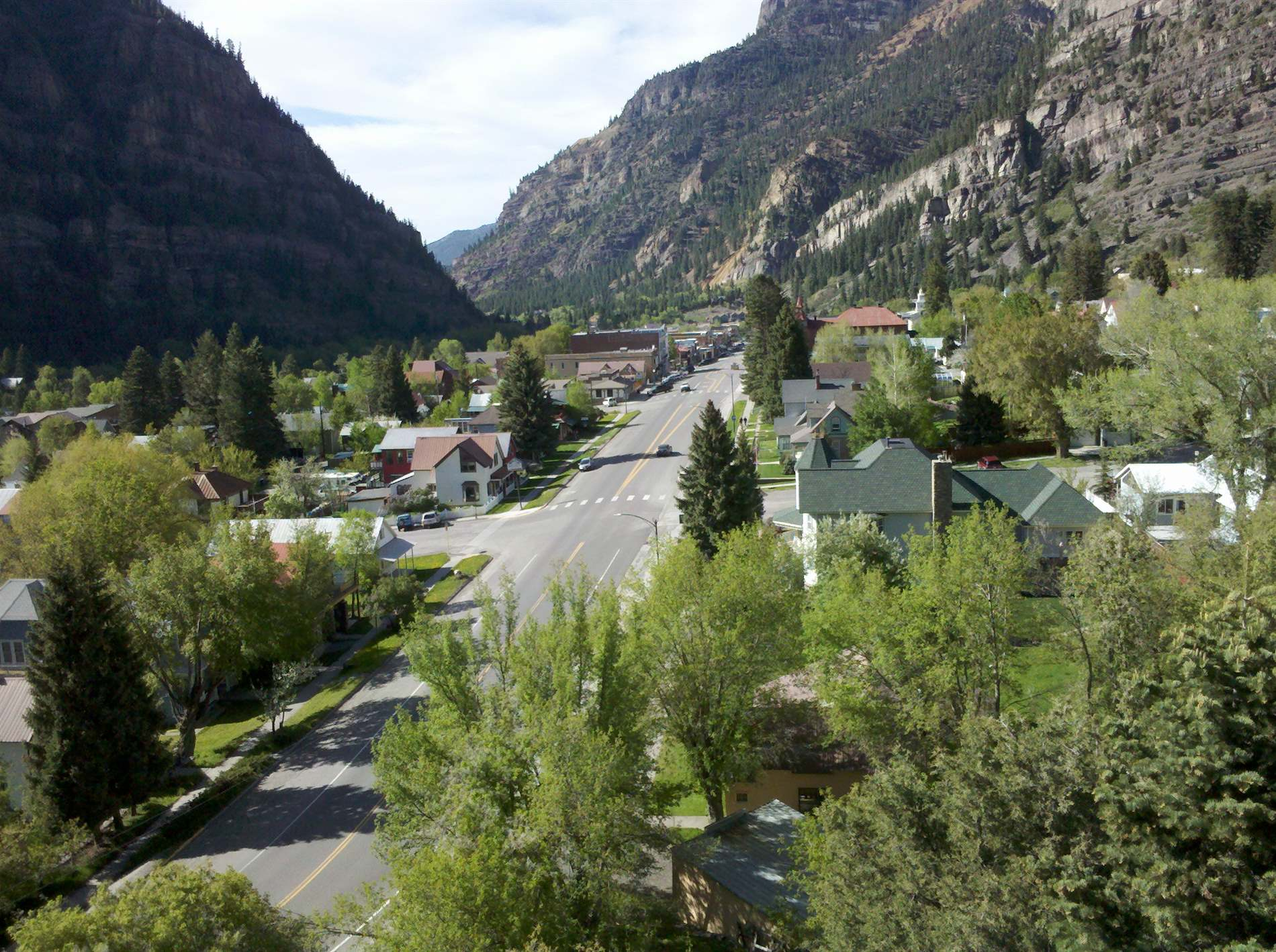 Lot B 2nd Avenue, Ouray, CO 81427