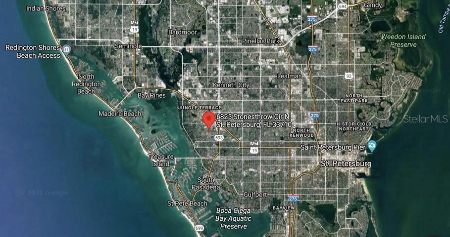 6825 Stonesthrow Circle North, #1106, Saint Petersburg, FL 33710