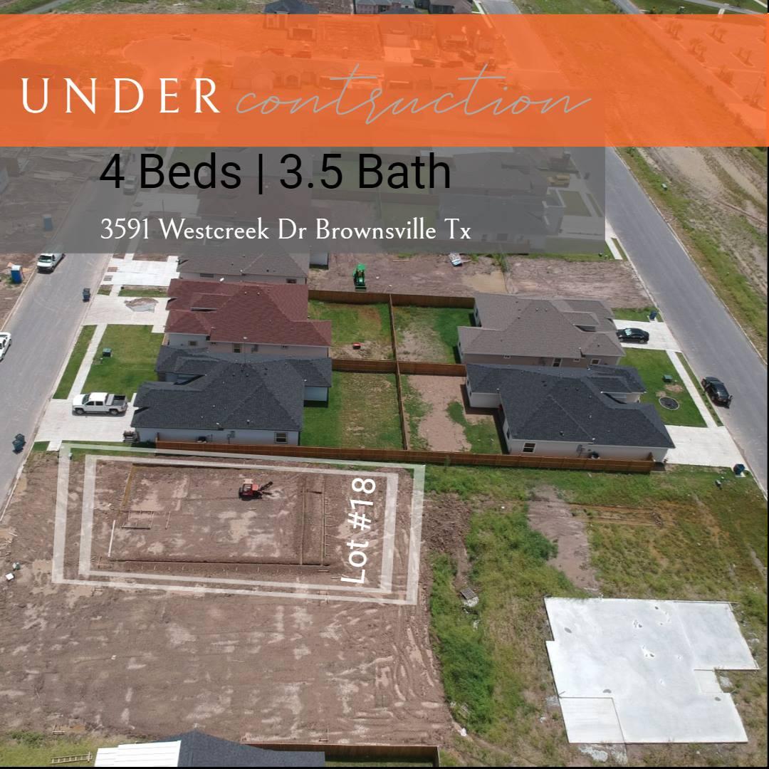 3591 Westcreek Dr, Brownsville, TX 78526