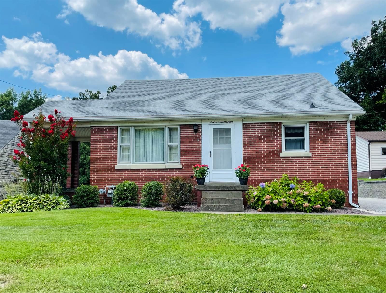 1624 N Saint Joseph Avenue, Evansville, IN 47720