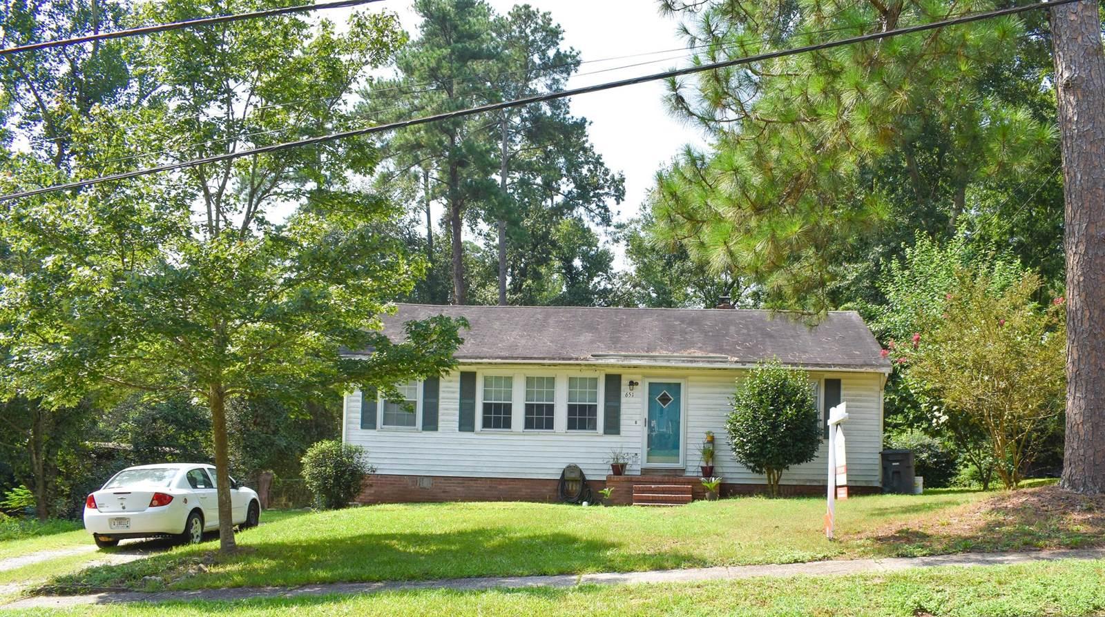 651 Lorraine Drive, North Augusta, SC 29841