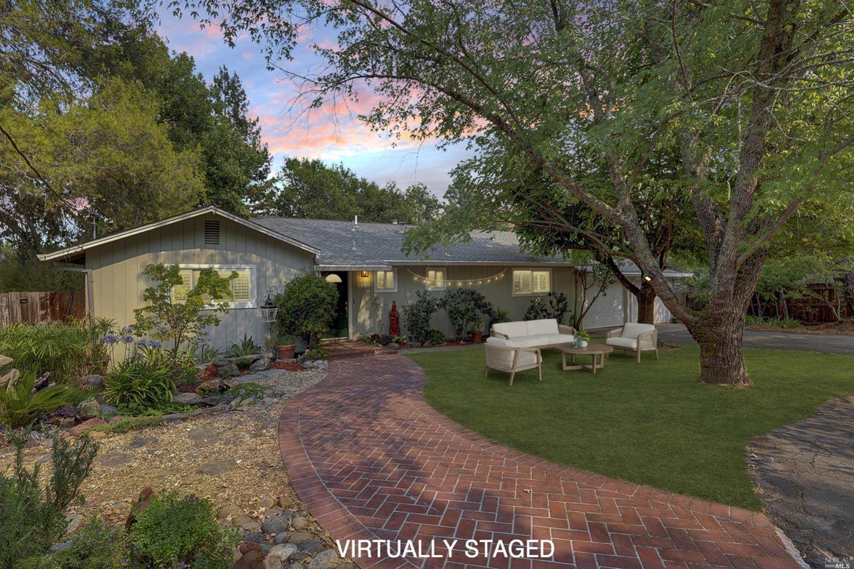 2680 Brush Creek Road, Santa Rosa, CA 95404