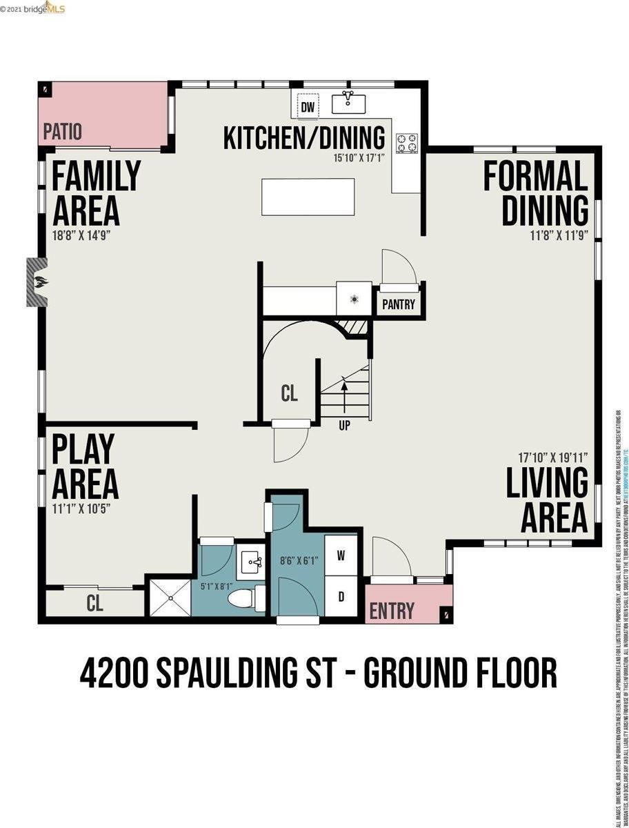 4200 Spaulding St, Antioch, CA 94531