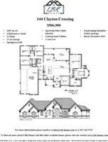 144 Clayton Crossing, Springtown, TX 76082