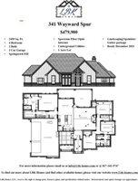 341 Wayward Spur, Springtown, TX 76082