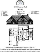 1019 Hennesay Park, Springtown, TX 76082