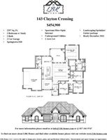143 Clayton Crossing, Springtown, TX 76082