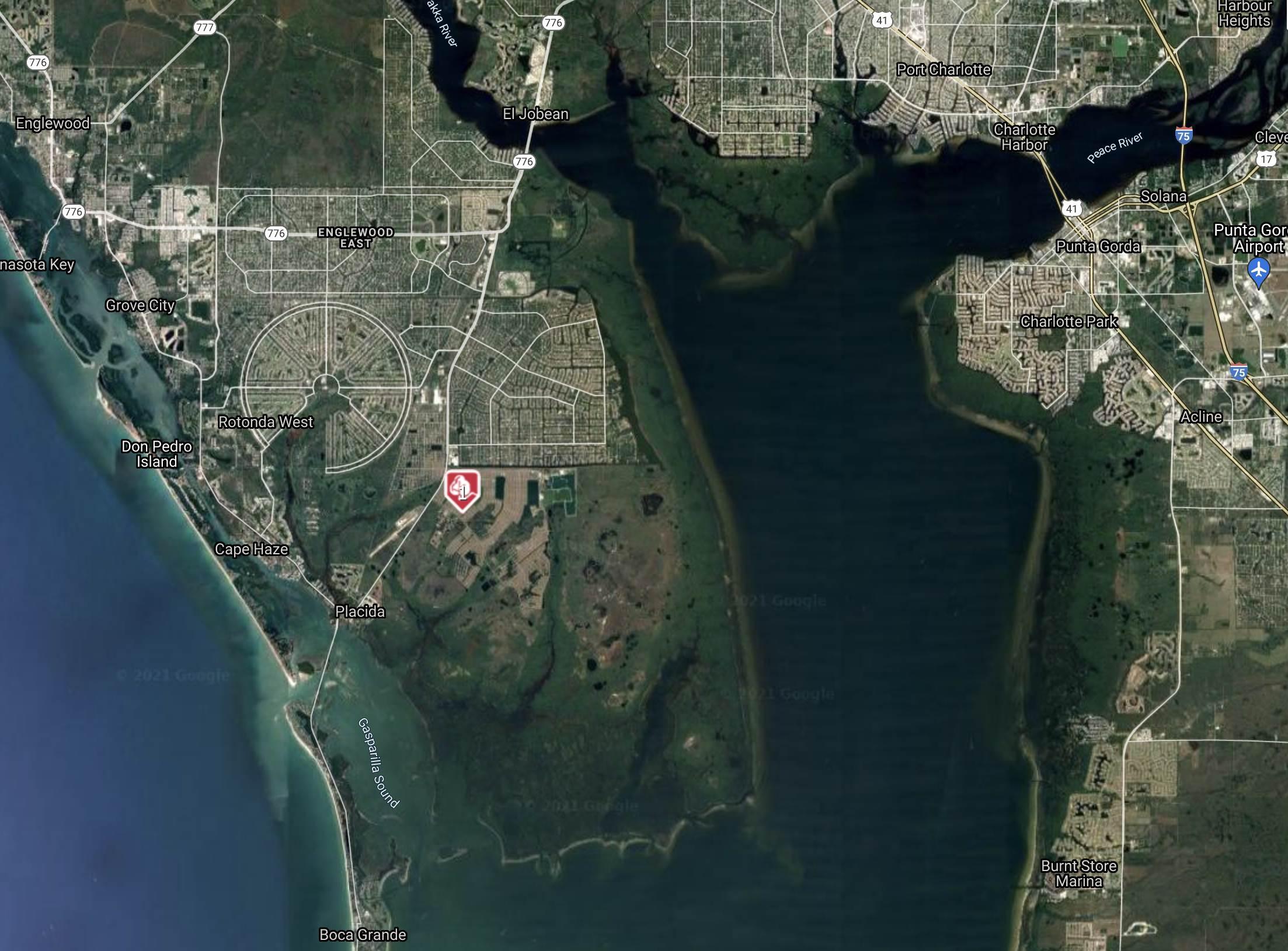 10 Clover Court, Placida, FL 33946