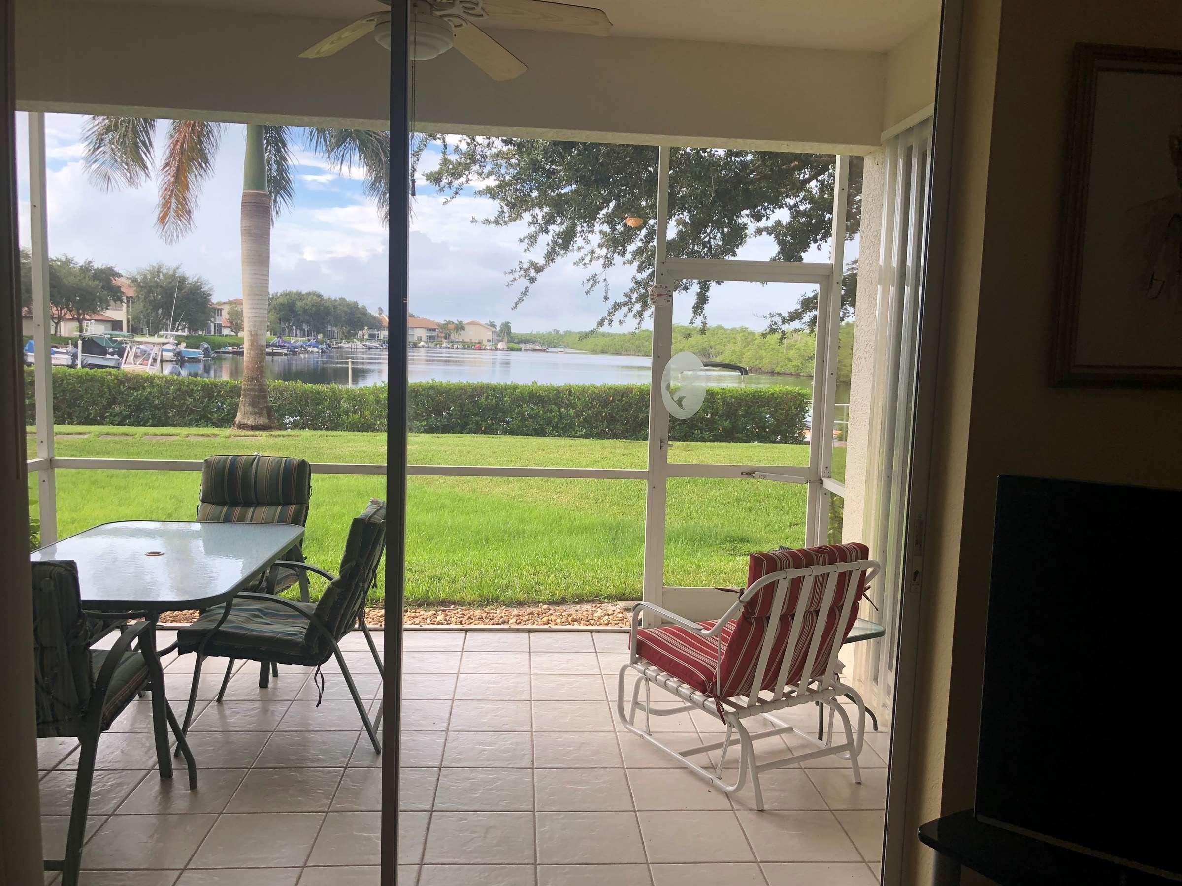 290 Newport Drive, #102, Naples, FL 34114