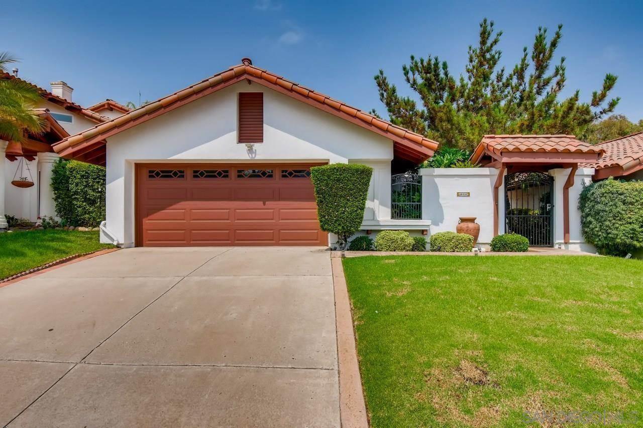 16310 Avenida Nobleza, San Diego, CA 92128