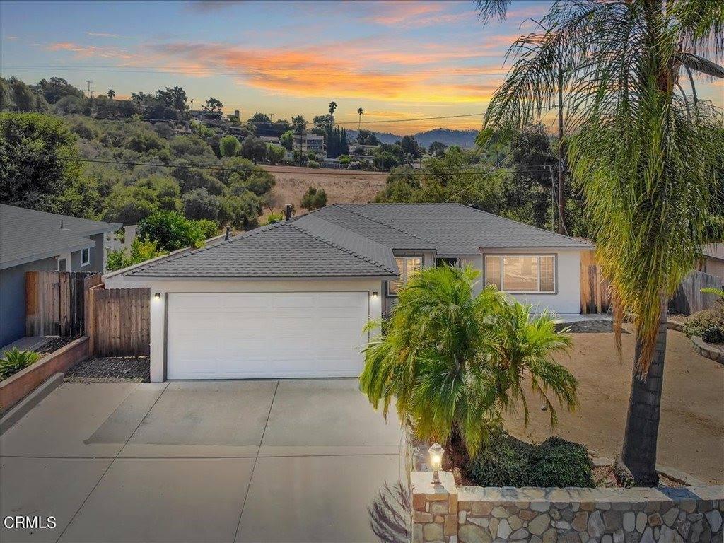 380 Monte Via, Oak View, CA 93022