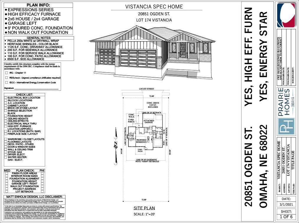 20851 Ogden Street, Elkhorn, NE 68022