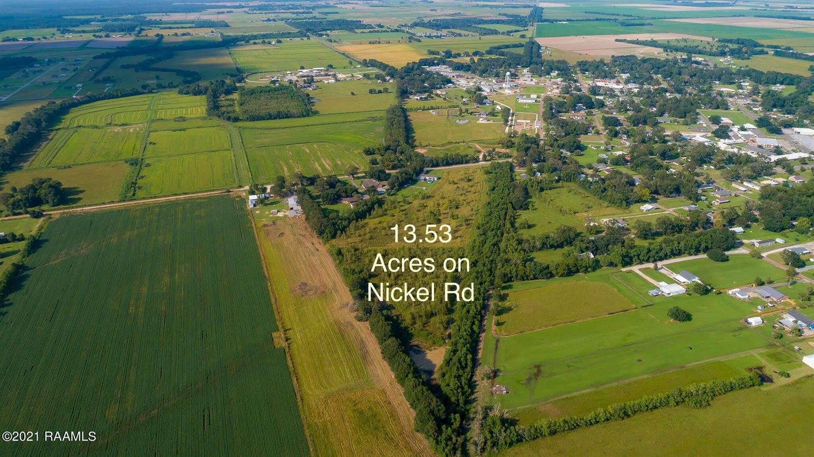 Tbd Nickel Road, Iota, LA 70543