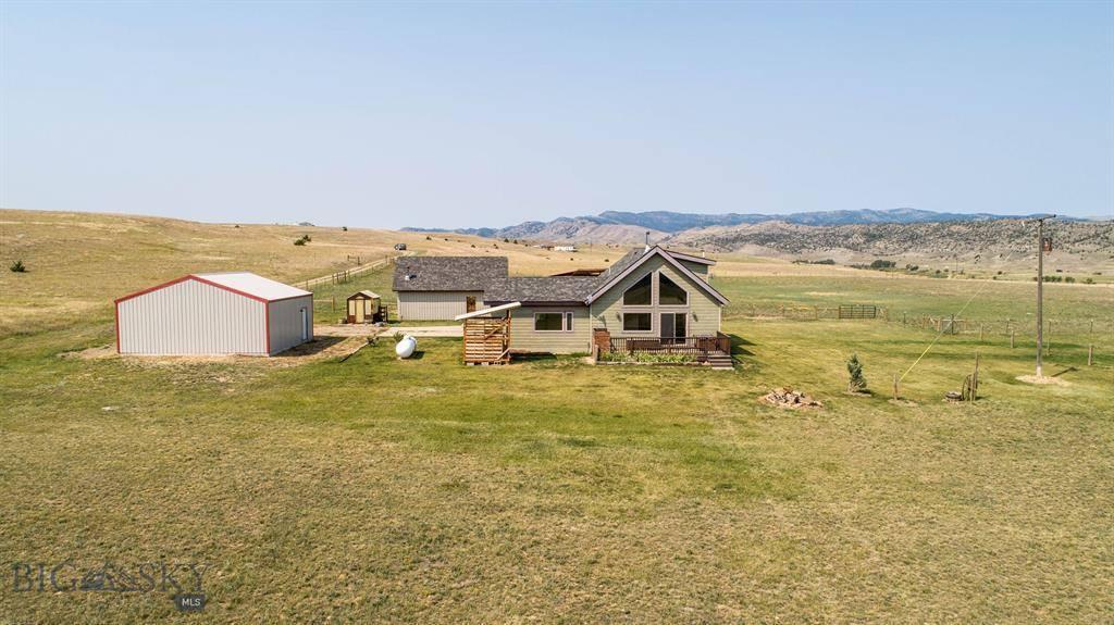 127 Old Ranch Road, Livingston, MT 59047
