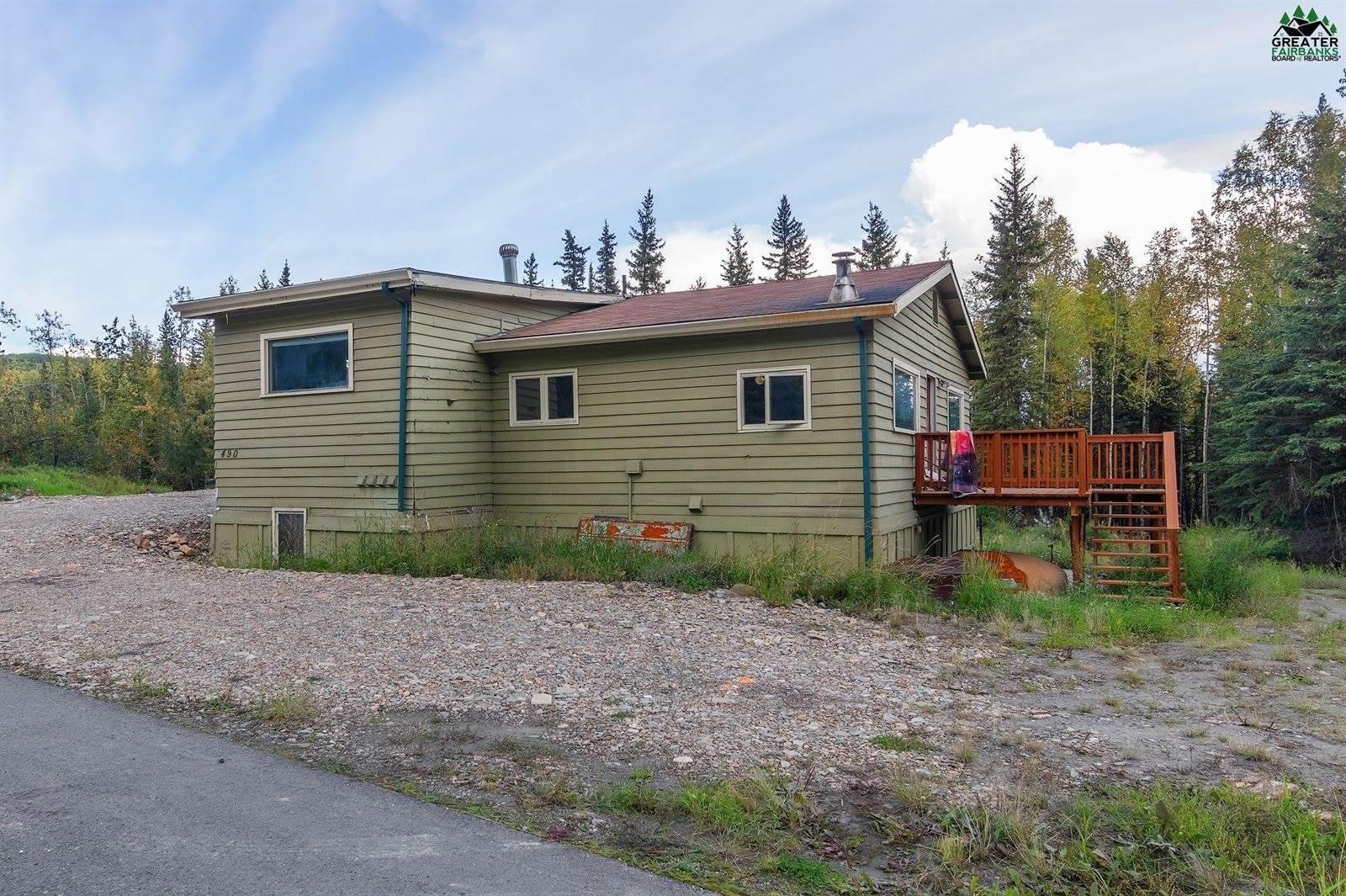 490 Auburn Drive, Fairbanks, AK 99709