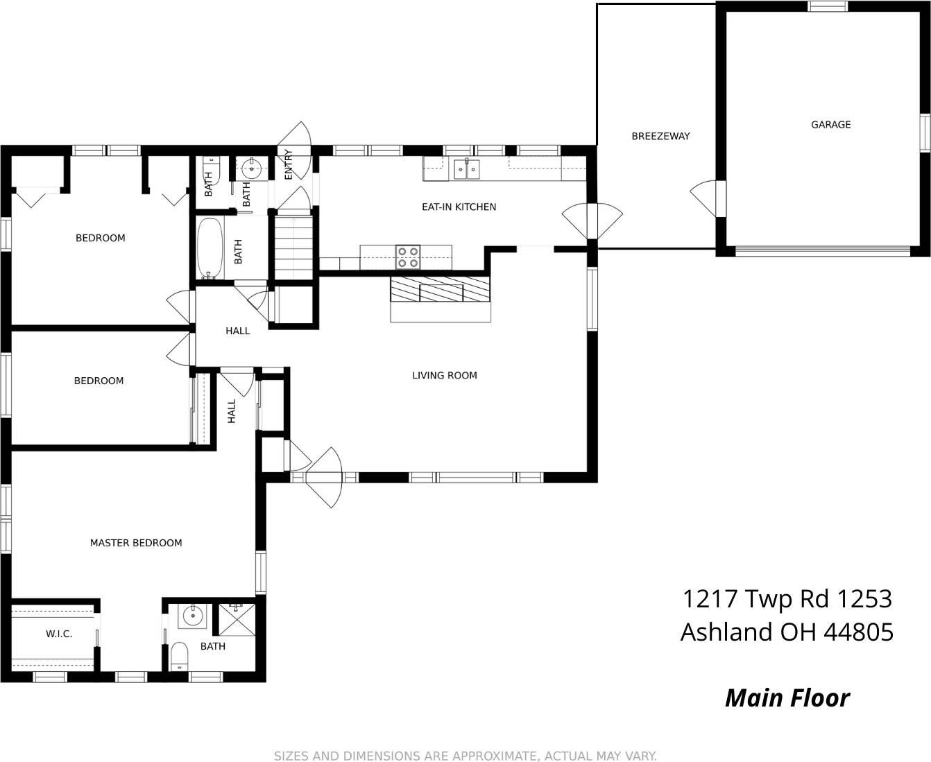 1217 Twp Rd 1253, Ashland, OH 44805