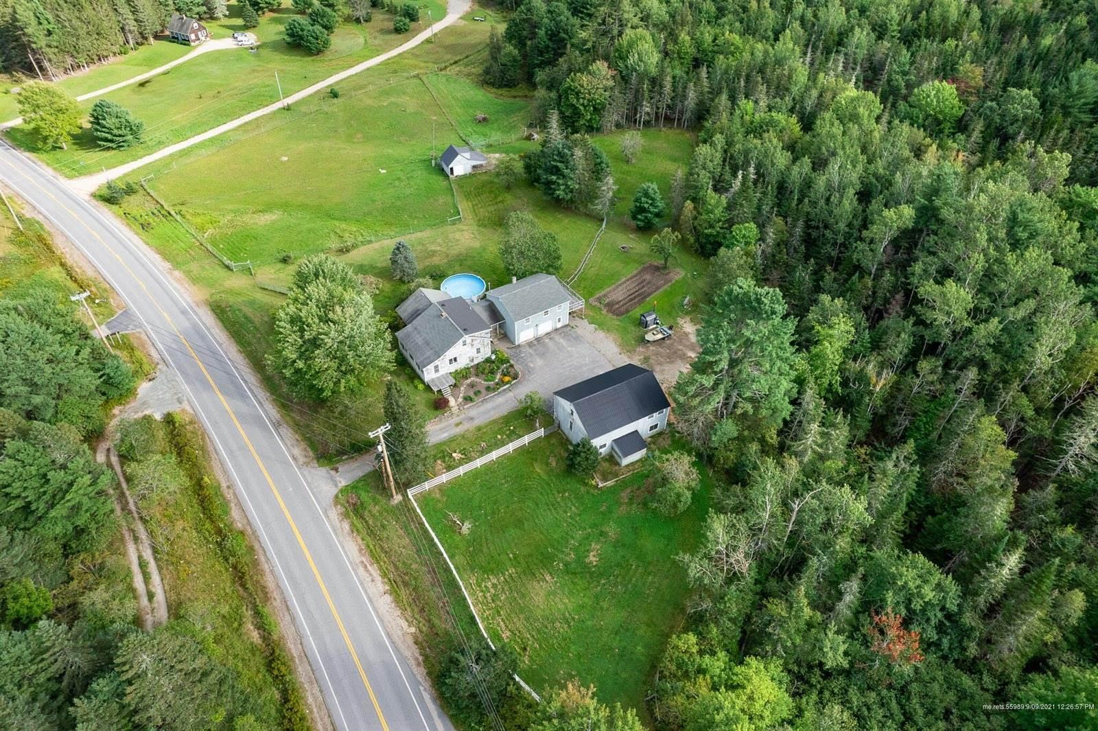 278 Blacks Woods Road, Cherryfield, ME 04622