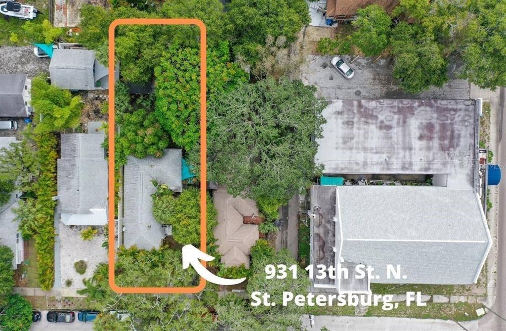 929 13TH Street North, Saint Petersburg, FL 33705