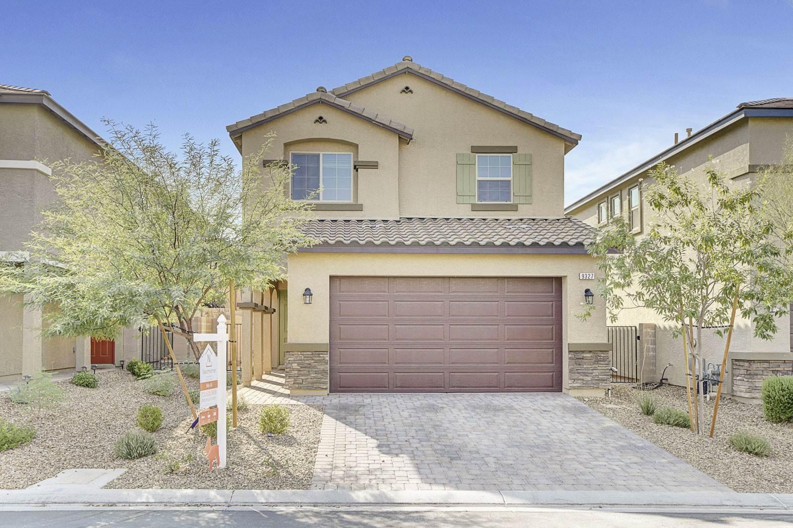9327 Fire Rose Street, Las Vegas, NV 89178