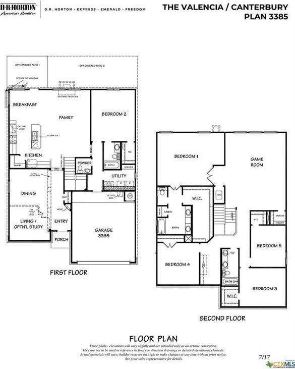 2415 Vesuvius Court, Harker Heights, TX 76548