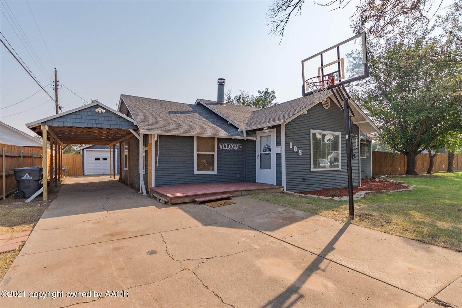 105 41ST Ave, Amarillo, TX 79110