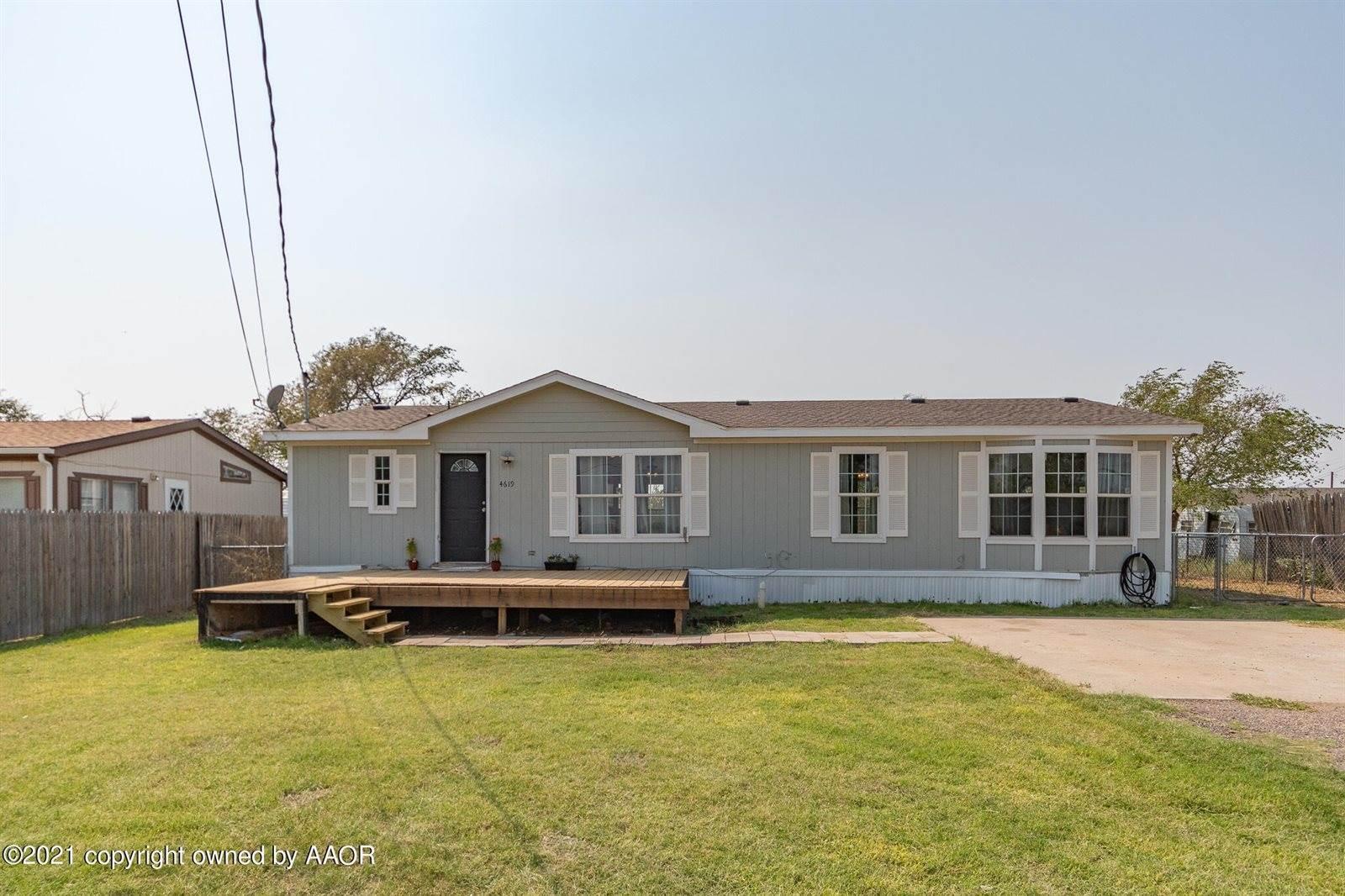 4619 Brown Ave, Amarillo, TX 79108