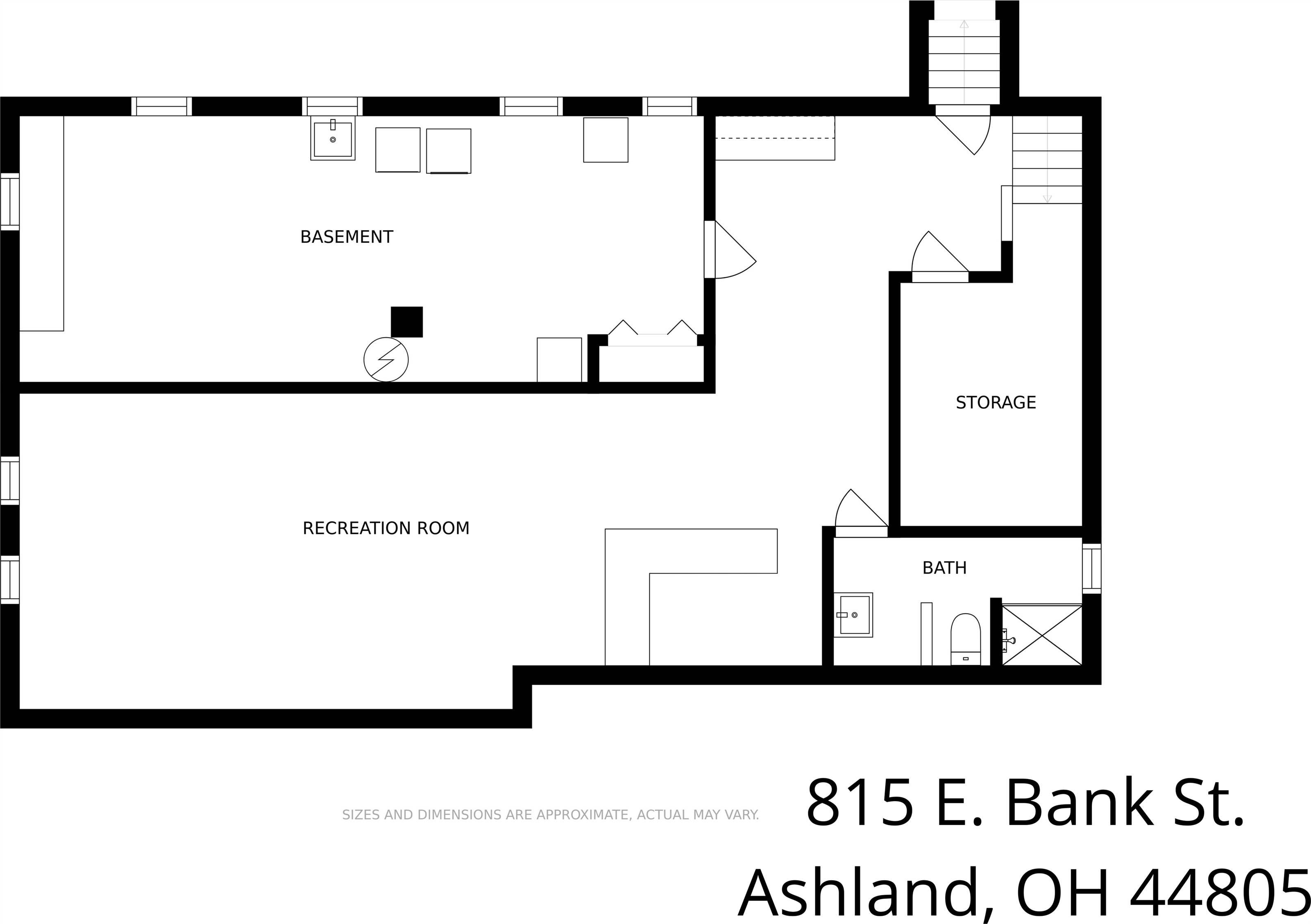 815 E. Bank St, Ashland, OH 44805