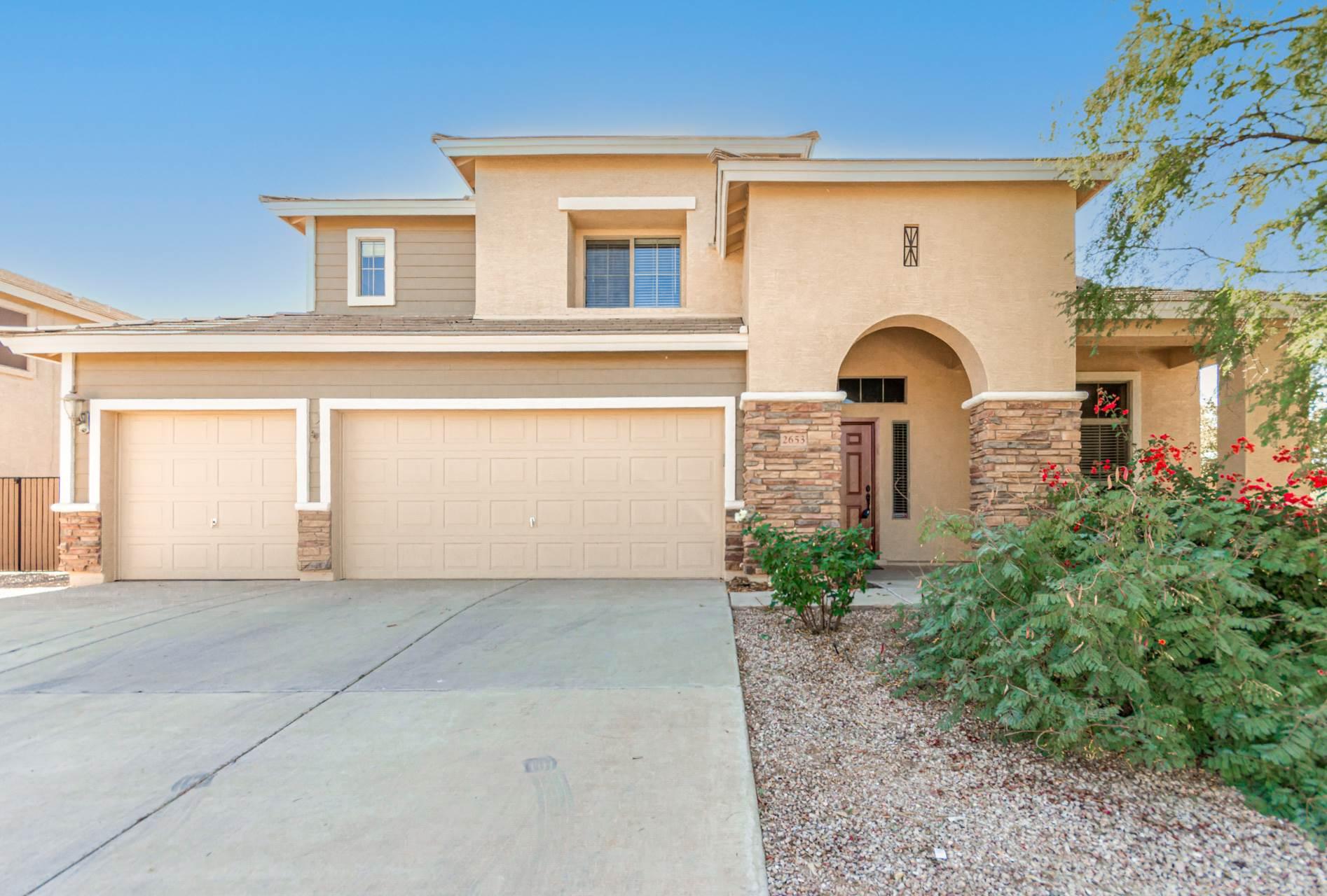 2653 W Silver Streak Way, Queen Creek, AZ 85142