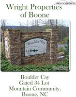Lots 33 & 34 South Creek Drive, Boone, NC 28607
